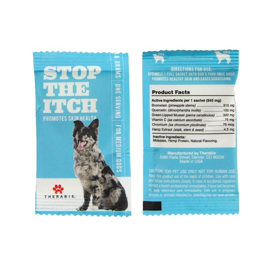 Therabis – Hemp Oil for Pets (Stop the Itch)