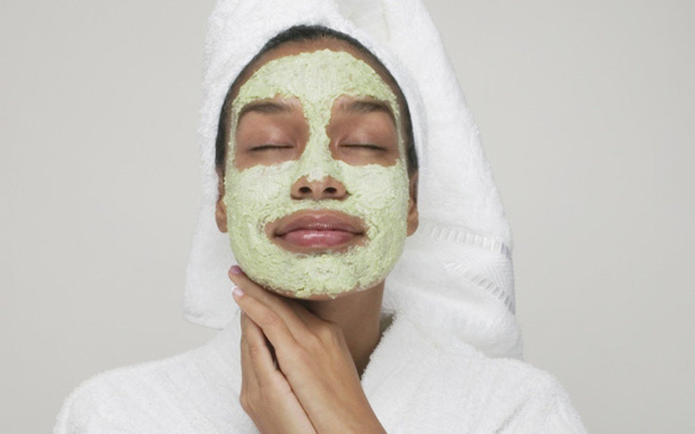 Step By Step Guide On How to Use a Clay Facial Mask