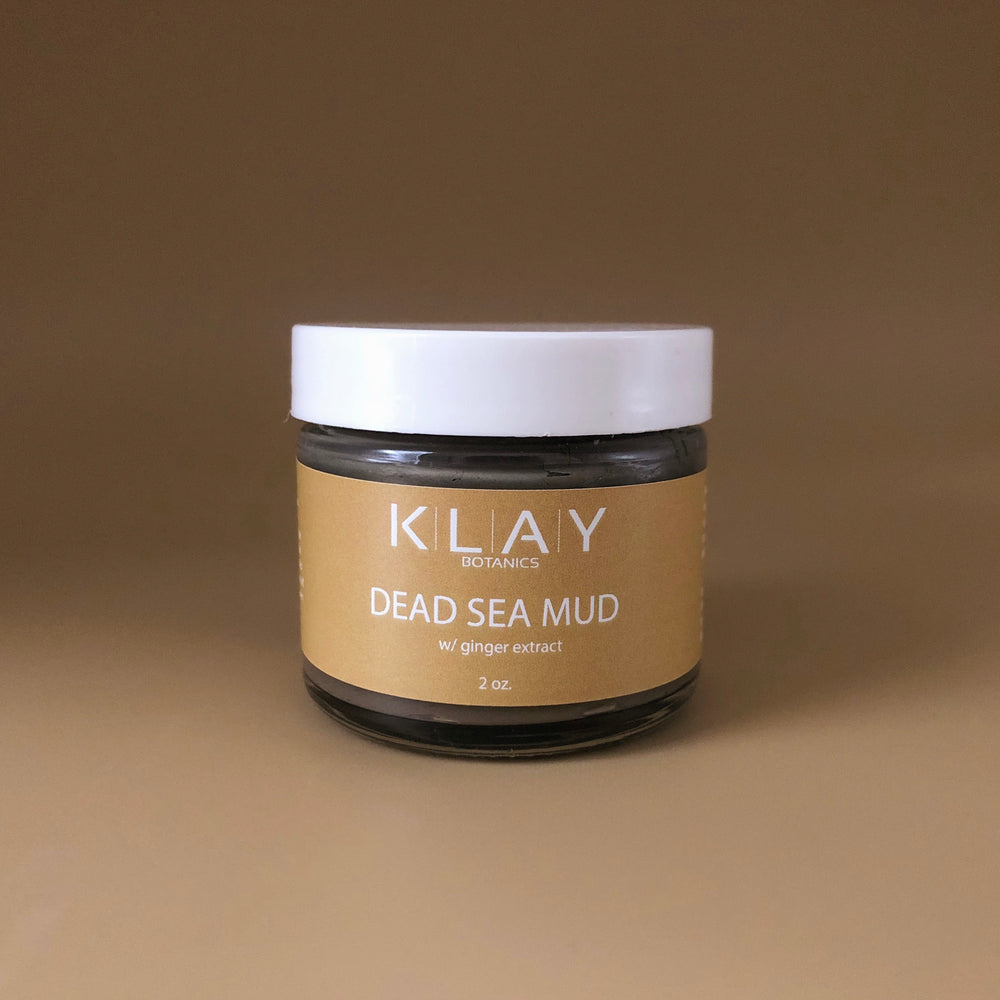 Load image into Gallery viewer, KLAY BOTANICS Dead Sea Mud Mask w/ Ginger Extract