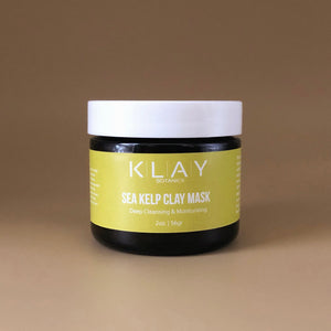 Load image into Gallery viewer, KLAY BOTANICS Sea Kelp Clay Mask