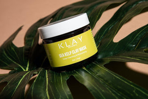 Sea Kelp Clay Mask