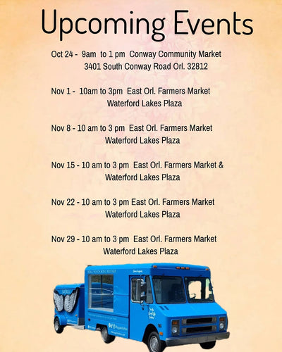 Sagalu Mobile Boutique November Calendar Events