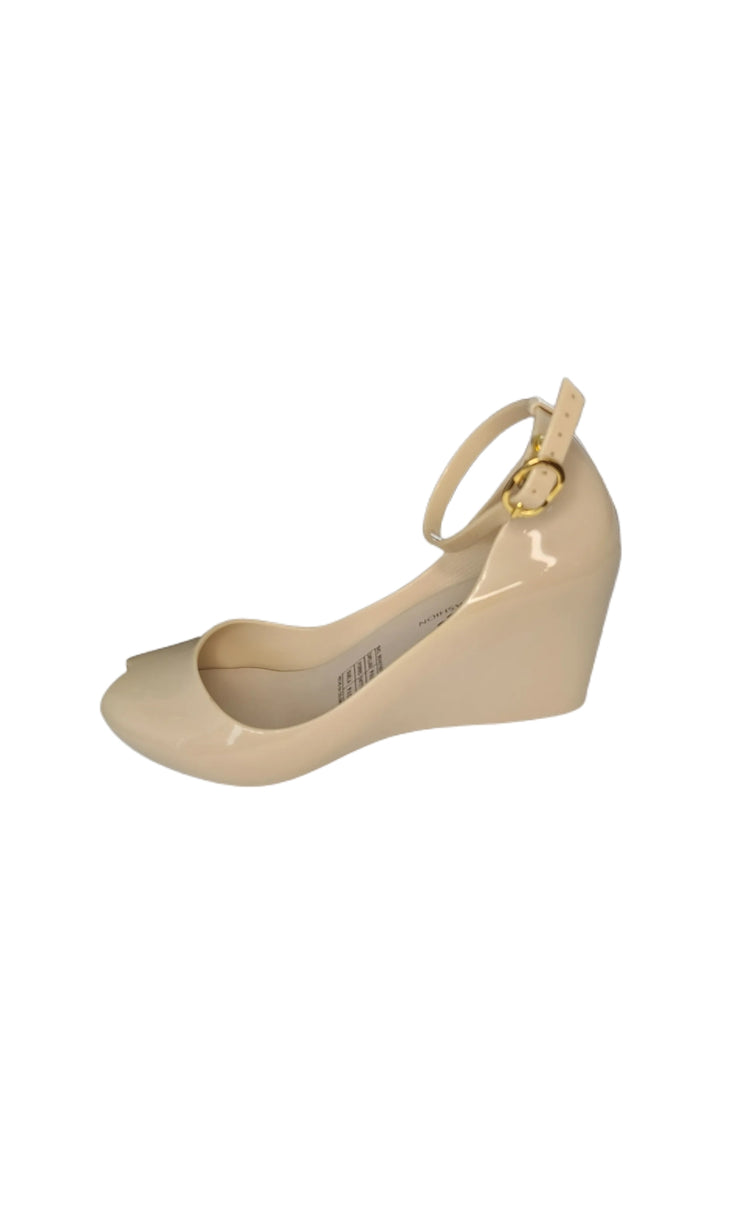 "Sags Wedges 2"" Ivory"