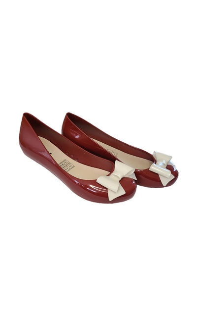 Sags Flats Vino/White Pear Bow