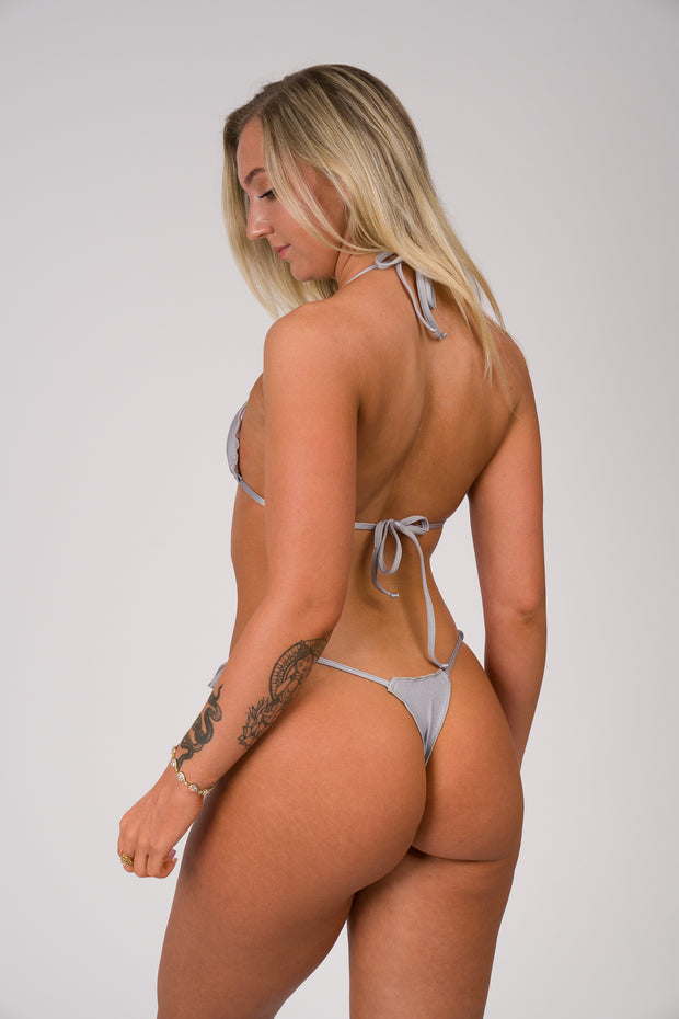 Silver Brazilian Bottom