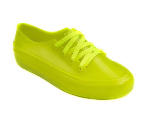 Sags Sneakers Lime Neon