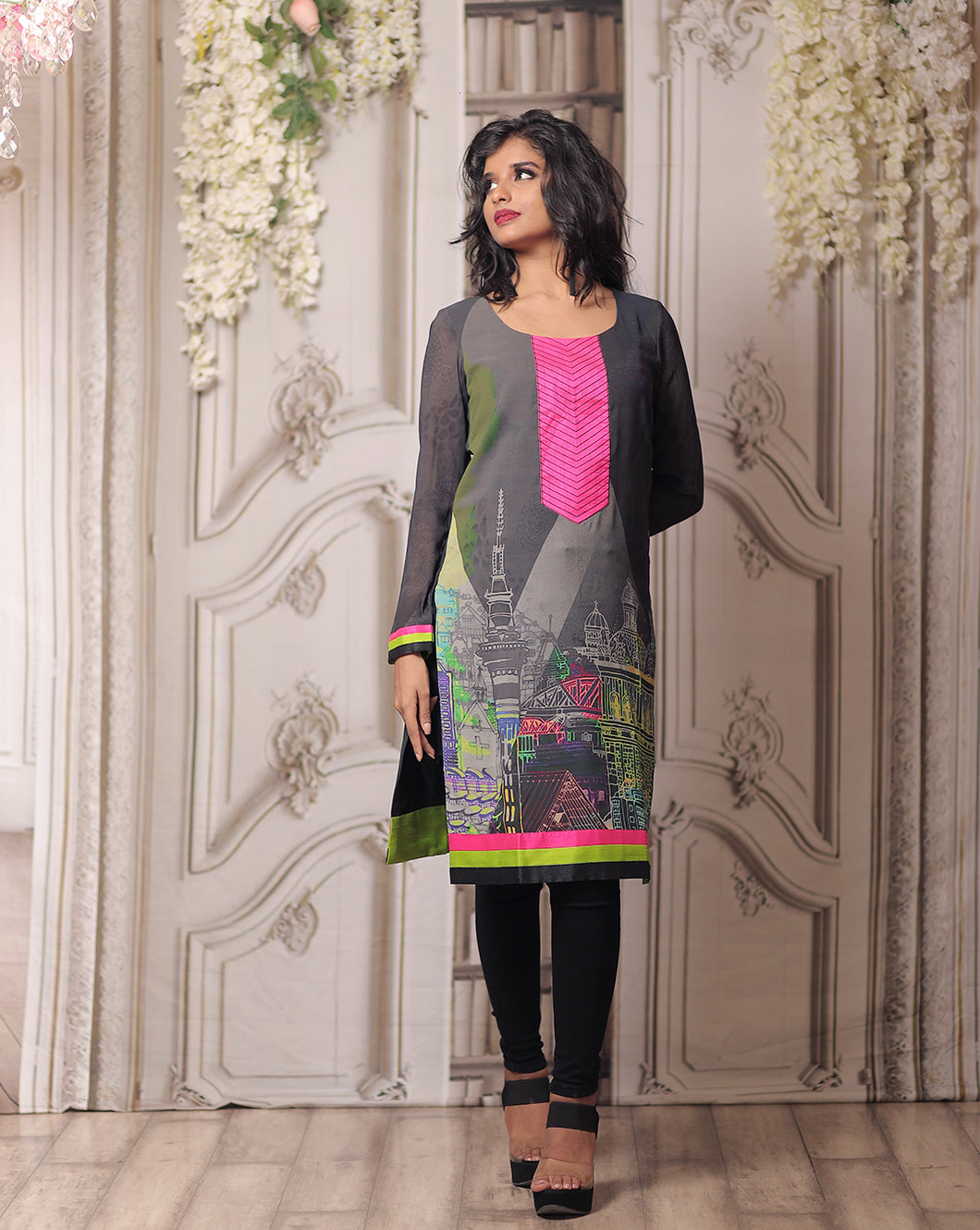 Monumental Kurti - Archana Kochhar India