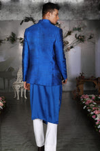 Load image into Gallery viewer, The Kobe Cowl Kurta and Bandhgala