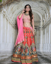 Load image into Gallery viewer, The Radha-Krishna Lehenga - Archana Kochhar India