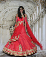 Load image into Gallery viewer, The Exotic Patang Lehenga