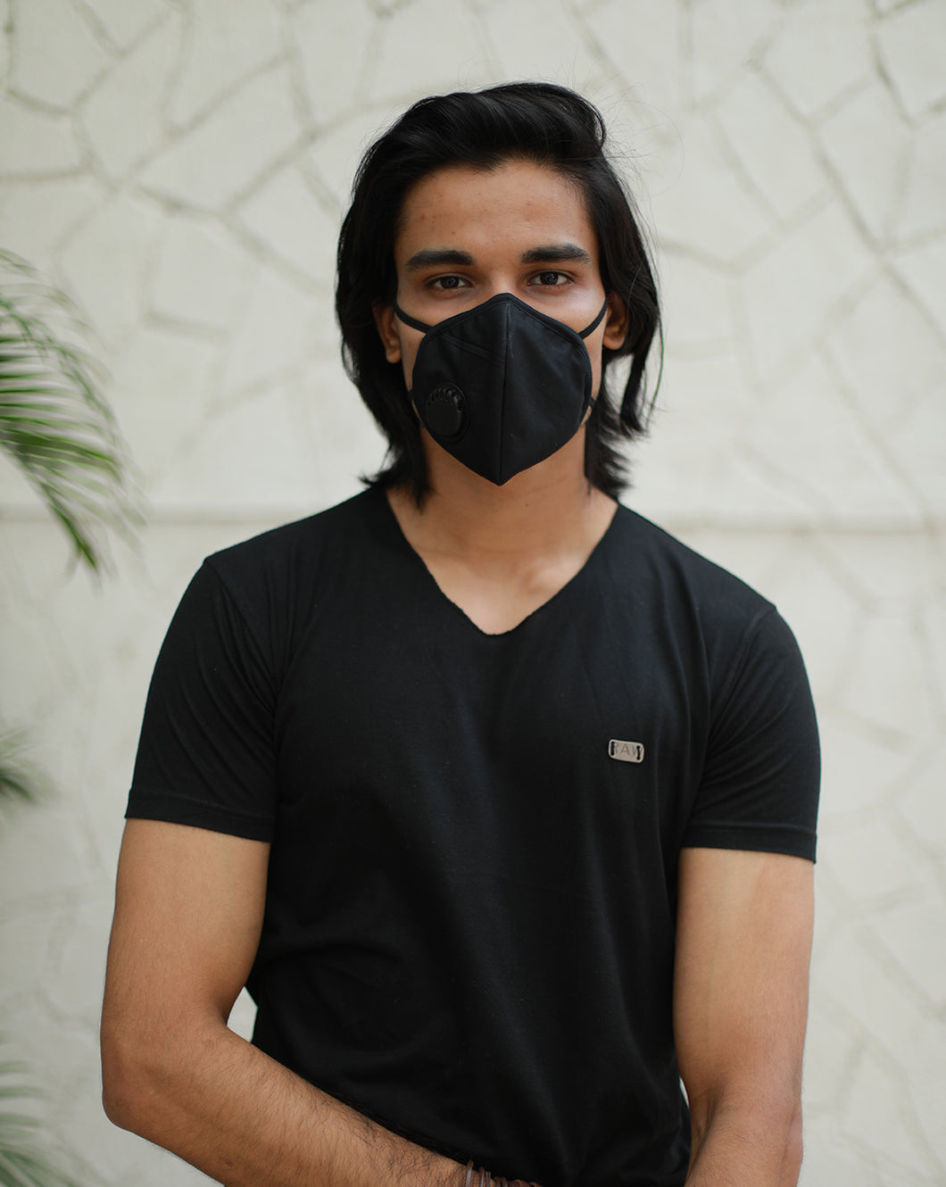 The Jet Black Mask
