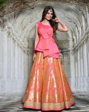 Load image into Gallery viewer, The Handloom Simran Lehenga