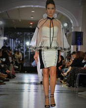 Load image into Gallery viewer, Mokhada Cape Dress