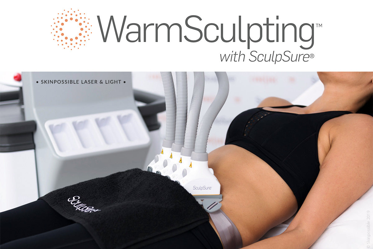 Package - (2)Non-Surgical Fat Removal: SculpSure WarmSculpting™