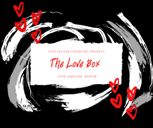 LUXE BOX: LOVE LANGUAGE EDITION