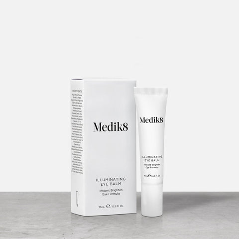 Illuminating Eye Balm™ by Medik8. An Instant Brighten Eye Formula.