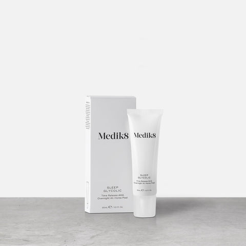 Sleep Glycolic™ by Medik8. The overnight at-home peel mask.