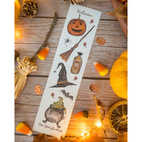Marque-pages d'Halloween