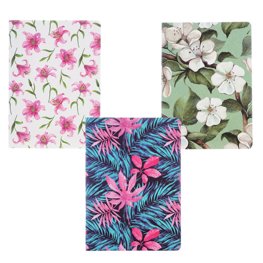IGGY Flowers 3'lü Set Defter