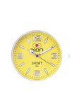 Yellow Sport Dial