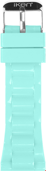 Aquamarine Buckle Strap
