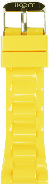Yellow Buckle Strap