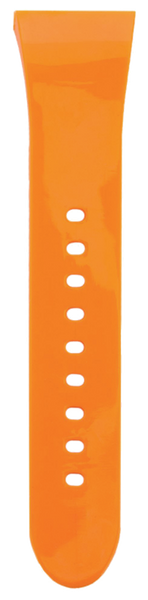 Flat Orange Sizing Strap