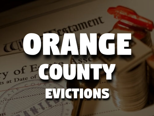 Orange County Evictions