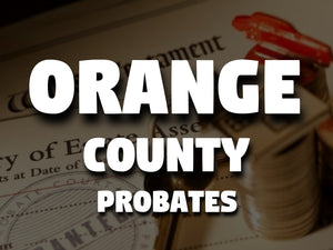 Orange County Probates