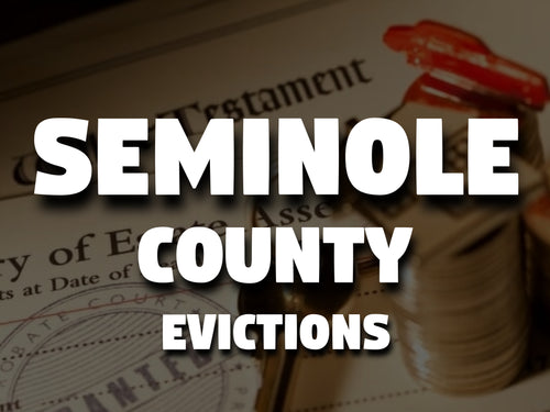 Seminole County Evictions