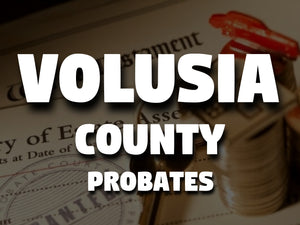 Volusia County Probates