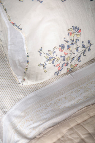 KC Honeysuckle Standard Pillow Case
