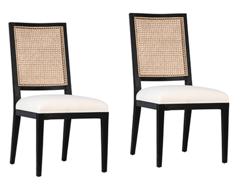 Noel Dining Chair - Set of two