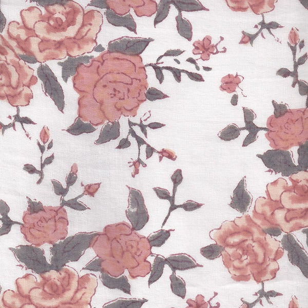 KC Pink Rose Standard Pillow Case