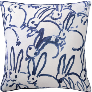Hutch Pillow in Navy