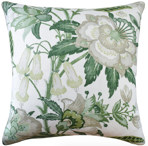 Davenport Pillow in Green