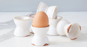 Exposed Edge Egg Cup