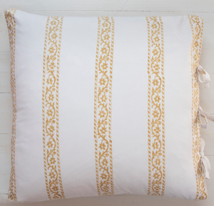 Sandrine Deco Pillow in Gold