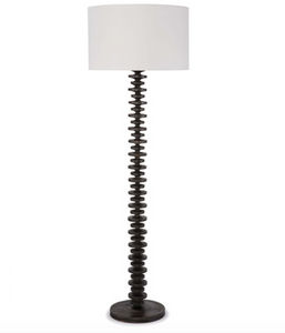 Fishbone Floor Lamp