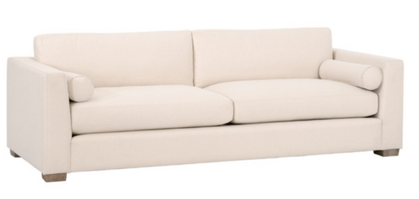 "Halle 95"" Taper Arm Sofa"