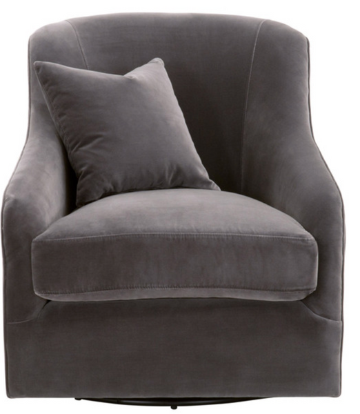 Monica Swivel Club Chair