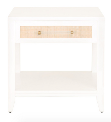 Holly 1- Drawer Side Table