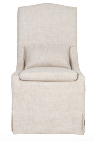 Charlotte Slipcover Dining Chair