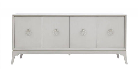 Bennett Entertainment Console Shell Grey