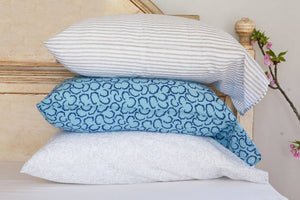 "KC King Pillow Case in ""Moonbeam"""