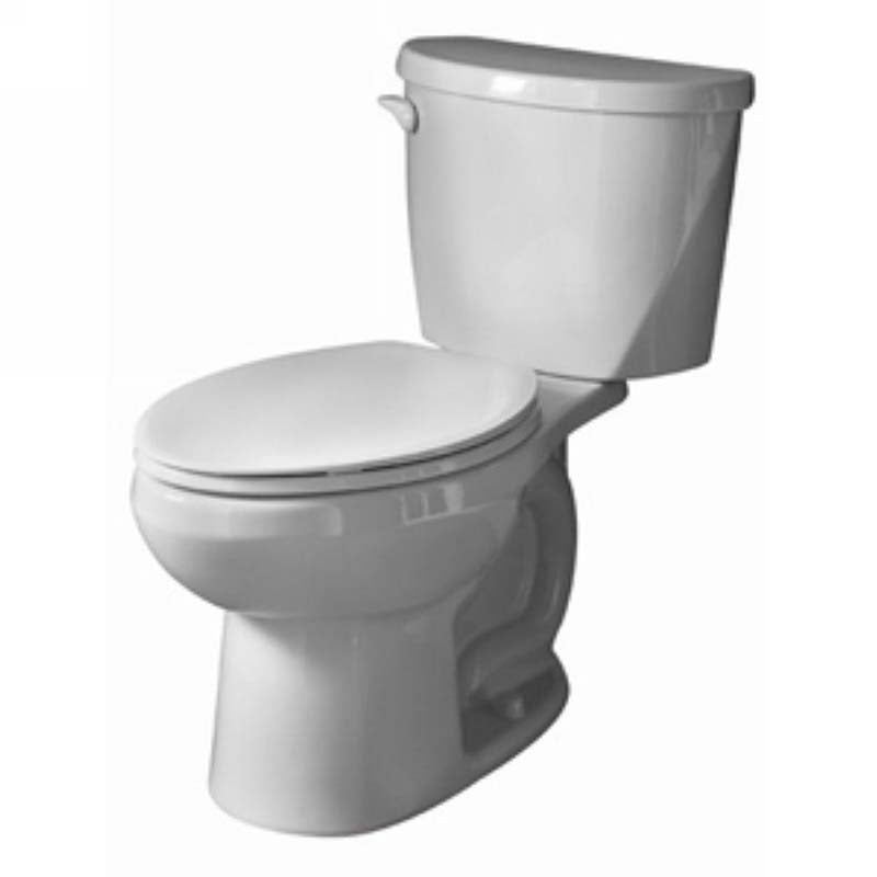 American Standard 2427.012.020 Evolution 2 2-Piece Elongated Toilet in White