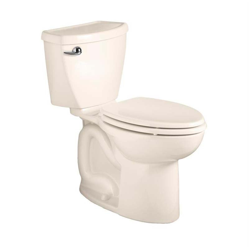 American Standard 270CB001.222 Cadet 3 Powerwash 2-Piece Elongated Toilet in Linen