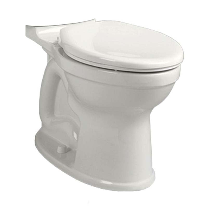 American Standard 3195A.101.020 Champion Pro Right Height Elongated Toilet Bowl Only in White