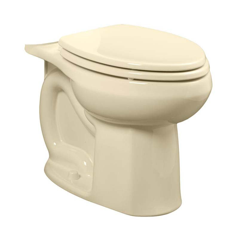 American Standard 3251A101.021 Colony Universal 1.28 GPF or 1.6 GPF Right Height Elongated Toilet Bowl Only in Bone