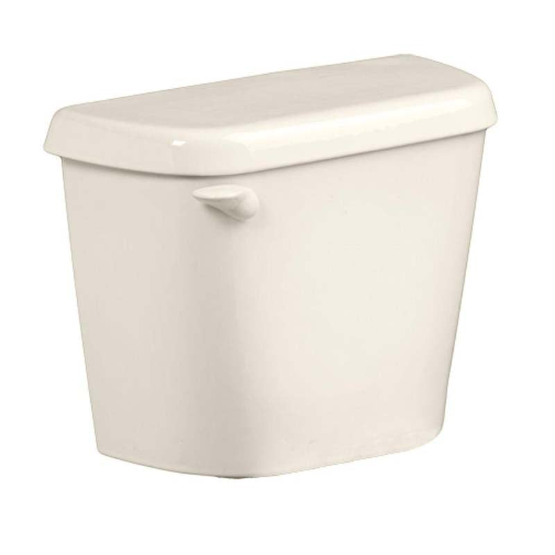 "American Standard 4192A104.222 Colony 1.28 GPF Toilet Tank Only for 12"" Rough in Linen"
